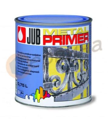 Metal primer JUB 650мл.- акрилен грунд за метал на водна осн