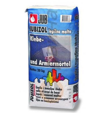 Jubizol JUB 20кг.- лепене и шпакловка на топлоизолация и ват