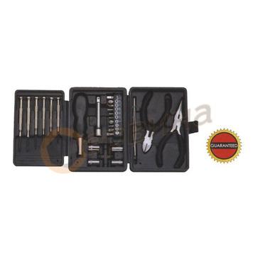 Комплект финни инструменти с клещи 25бр. WERT W2241
