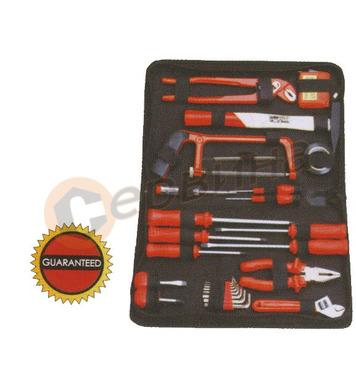 Комплект инструменти в несесер Wert W2234 - 25бр.