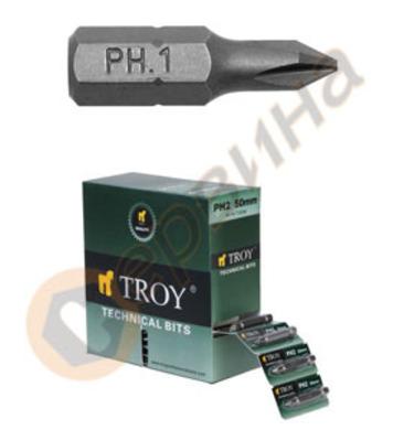 Накрайник PH1-25мм TROY T22251