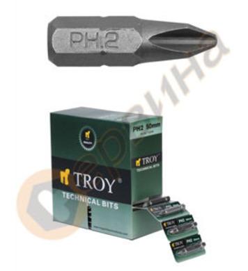 Накрайник PH2-25мм TROY T22252