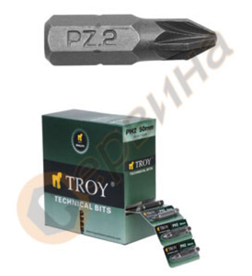 Накрайник PZ1-25мм TROY T22253