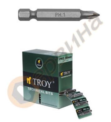 Накрайник PH1-50мм TROY T22255