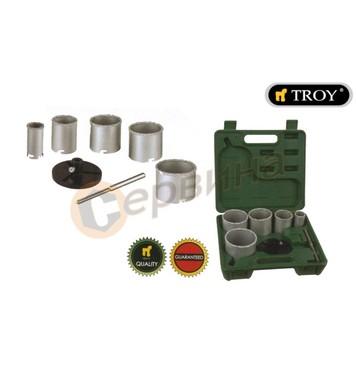 Комплект боркорони 8бр. TROY - T27408