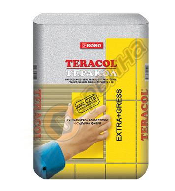 Лепило за гранитогрес и камък Boro Теракол C2TЕ 2000002 - 5к