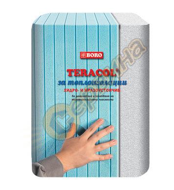 Лепило - шпакловка за топлоизолации Boro Теракол за топлоизо