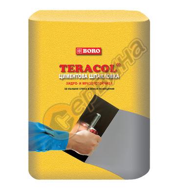 Теракол циментова шпакловка 25кг.