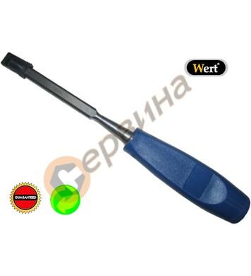 Длето 6мм WERT W2510-06