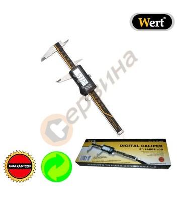 Дигитален шублер Wert W2325 - 150мм