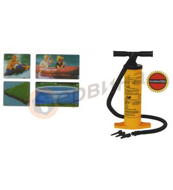 Ръчна помпа за надуваеми лодки WERT - W2900