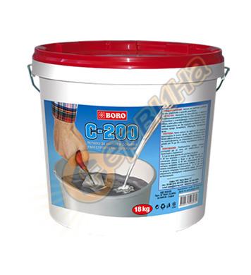 C 200 Боро 3,5кг.- лепило за хартия и добавка за строителни