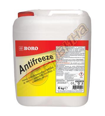 Противозамръзваща течна добавка за бетон и цимент Boro Антиф