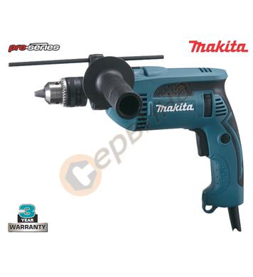 Ударна бормашина Makita HP1640K - 680W