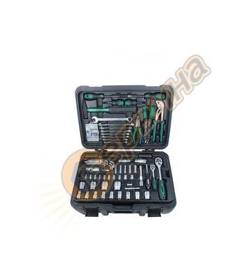 Сервизен куфар с инструменти Mannesmann M29070 - 122 части
