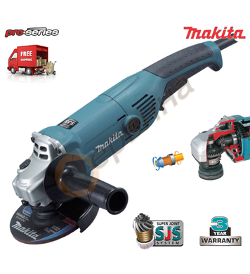 Ъглошлайф Makita GA5021 125мм - 1050W