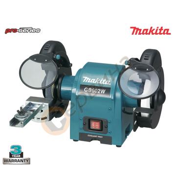 Двоен шлайф шмиргел Makita GB602W - 250W