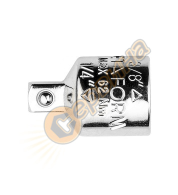 Адаптор-адаптер за върток Ceta Form C11-91 3/8 - 1/4 - 27мм
