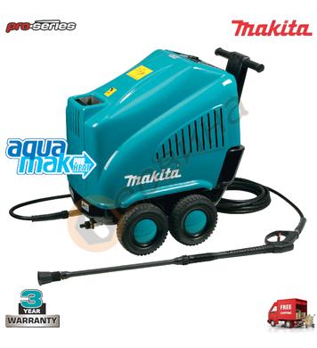 Водоструйка/Пароструйка с топла вода 2200W Makita HW120