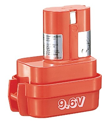 Makita 9100 9.6V 1.3Ah Ni-CD- Акумулаторна батерия блок / кв