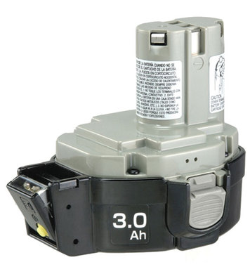 Makita 1235F 12V 3.0Ah Ni-MH- Акумулаторна батерия блок с LE