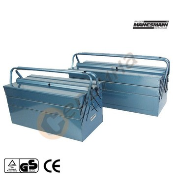 Метална кутия / куфар за инструменти Mannesmann M211-530 - 5
