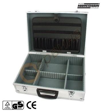 Алуминиев куфар за инструменти Mannesmann M214-1 - 16 отделе