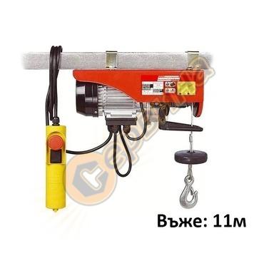 Електрическа лебедка-телфер Mannesmann M1256 125/250кг - 580
