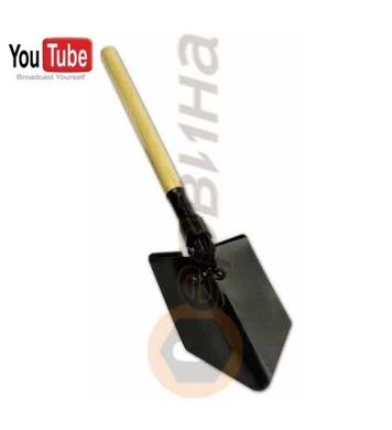 Сгъваема лопата Mannesmann M01100