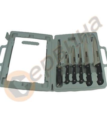 Комплект кухненски ножове 7бр Mannesmann M600-7