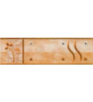 Стенни покрития за баня Кай Грес серия Адрия оранжева фриз л