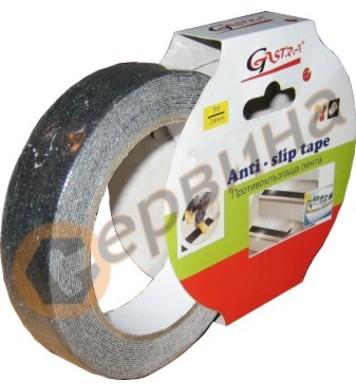 Противохлъзгаща лента 24мм х 5метра Gastra 423694 - черна