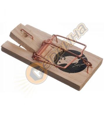 Капан за мишки от дърво Pest Stop Little Nipper K-3001-10 -