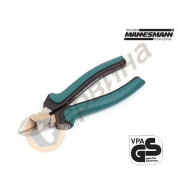 Професионални клещи странична резачка 160мм Mannesmann M1095