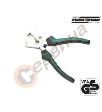Префесионални клещи за оголване на кабели 160мм Mannesmann M