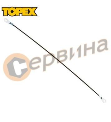 Нишка волфрам 300мм. Topex 16B414