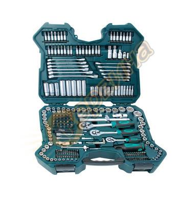 Комплект професионални тресчотки с вложки и ключове Mannesma