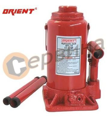 Хидравличен крик-бутилков Orient KRS08 - 8тона