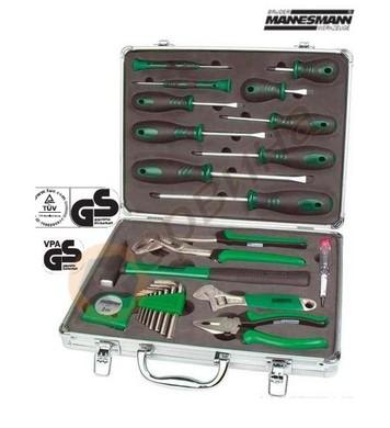 Професионален комплект с инструменти Mannesmann M29024 - 24ч
