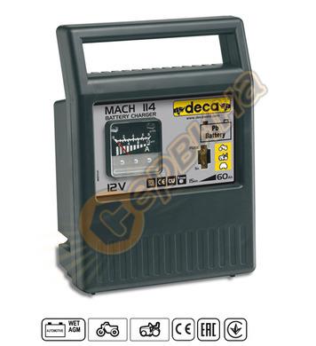 Зарядно за акумулатор Deca MACH114 301700 - 12V/4A