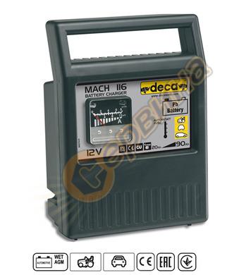 Зарядно за акумулатор Deca MACH116 302700 - 12V/6A