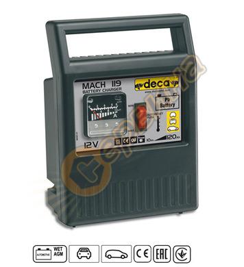 Зарядно за акумулатор Deca MACH119 303200 - 12V/9A