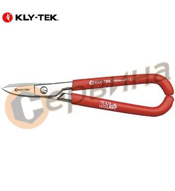 Ножица златарска 180мм. Kly-Tek KKM407