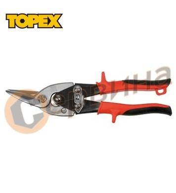 Ножица за ламарина дясна Topex 01A426 250мм