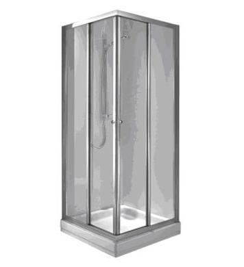 Квадратни душ кабини VidimaTrend T2656AC