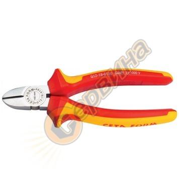 Клещи резачки VDE 1000V  Ceta Form G12-18-0140 - 140мм