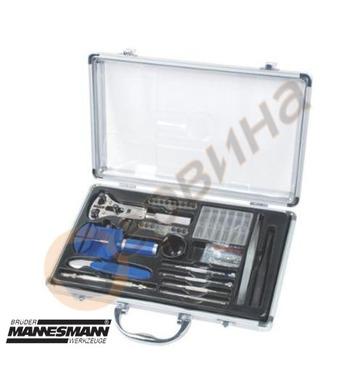 Комплект часовникарски инструменти Mannesmann M11760