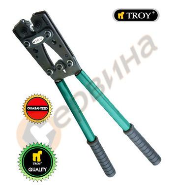Механични клещи за кабелни обувки TROY T24009 - ф50мм2