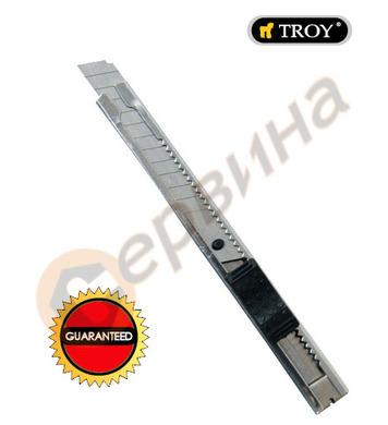 Макетен нож с метален водач WERT W2168 - 80х9мм