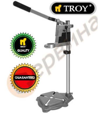 Регулируема стойка за бормашина TROY T90007